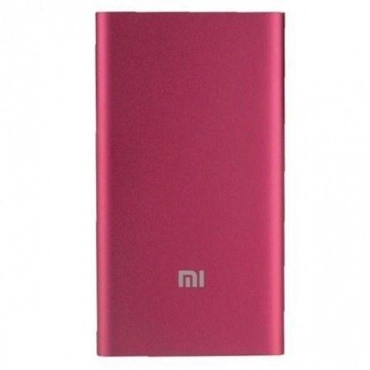 Портативная батарея Xiaomi Power Bank 5000mAh (NDY-02-AM) Red