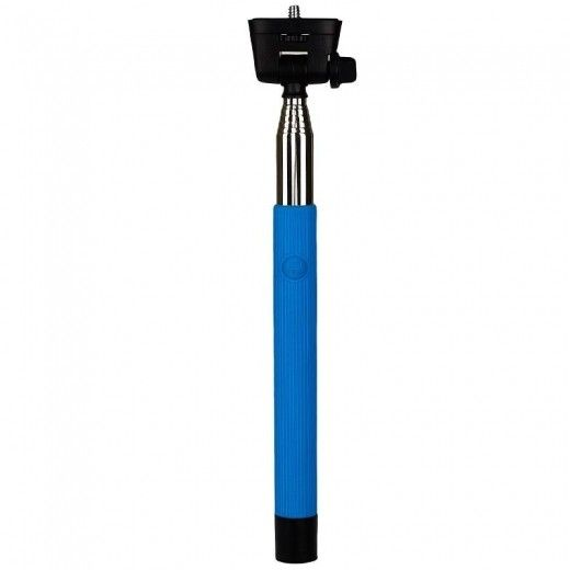 Монопод для селфи Monopod Z07-5 Wireless (Blue)