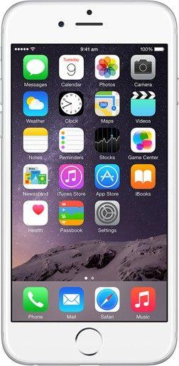 Мобильный телефон Apple iPhone 6 128GB Silver