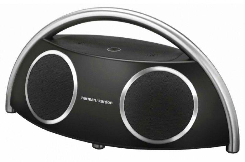 Портативная акустическая система Harman/Kardon Go + Play Wireless Black (HKGOPLAYWRLBLKEU)