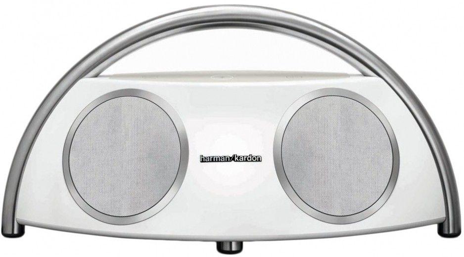 Портативная акустическая система Harman/Kardon Go + Play Wireless White (HKGOPLAYWRLWHTEU)