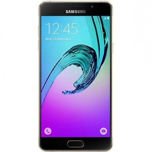 Мобильный телефон Samsung Galaxy A5 2016 Duos SM-A510 16Gb (SM-A510FZDDSEK) Gold