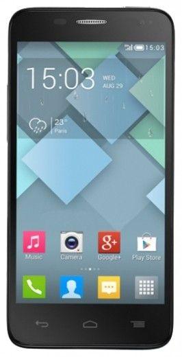 Мобильный телефон Alcatel One Touch 6012D Idol Mini Dual Sim Silver