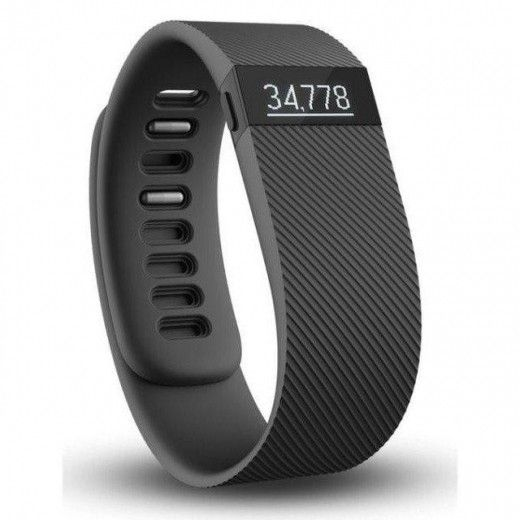 Фитнес-трекер Fitbit Charge (Large/Black)