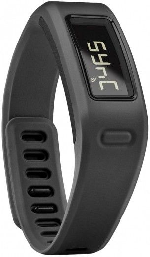 Фитнес-трекер Garmin Vivofit Bundle HRM (010-01225-30) Black