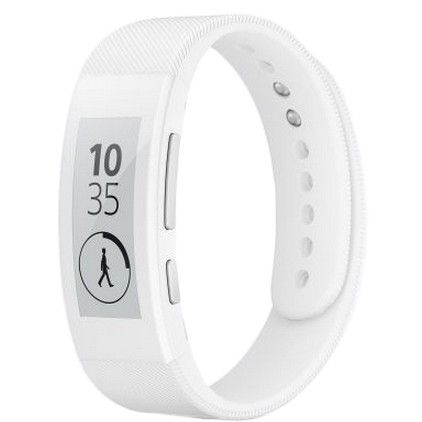 Фитнес-трекер Sony SmartBand Talk SWR30 (White)