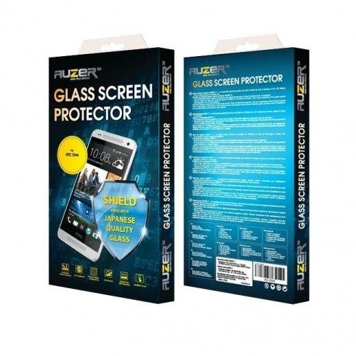 Защитное стекло Auzer для HTC One M7 (AG-SHO)