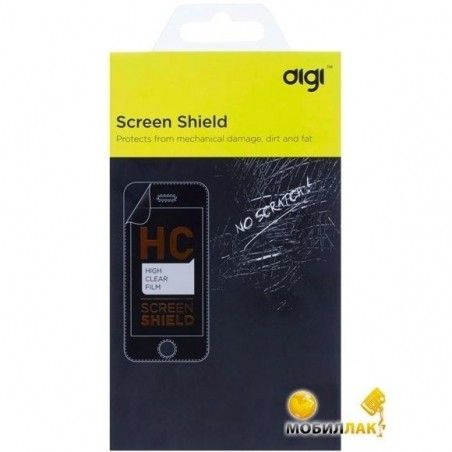 Защитная пленка DiGi Screen Protector HC for Nokia XL (DHC-Nka-XL)