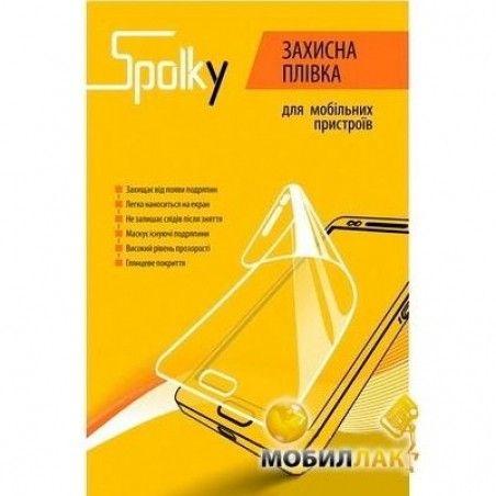 Защитная пленка Spolky Sony Xperia Z3 D6603 глянцевая (332204)
