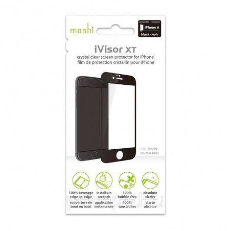 Защитная пленка Moshi iVisor XT Screen Protector Black for iPhone 6 (99MO020970)