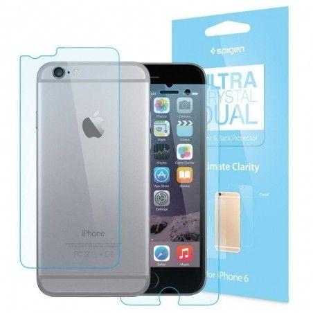 Защитная пленка Spigen Spigen Steinheil Dual Ultra Crystal (Front+Back) for iPhone 6 (SGP11206)