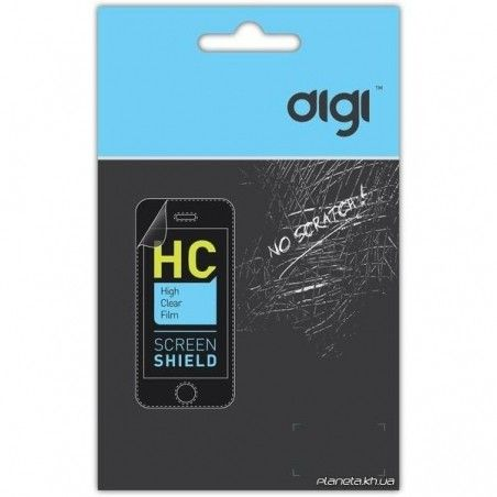 Защитная пленка DiGi Screen Protector HC for LG H950 G Flex 2 (DHC-LG-GFlex2)