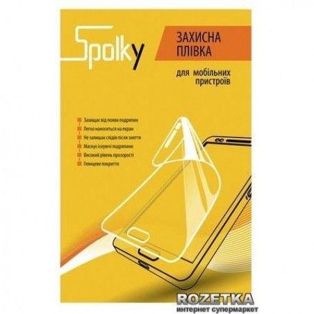 Защитная пленка Spolky Lenovo K3 Note глянцевая (331419)