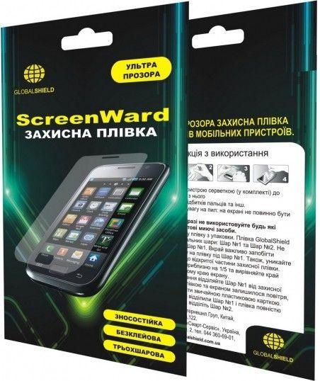Защитная пленка GlobalShield HTC Desire S ScreenWard 1283102060793