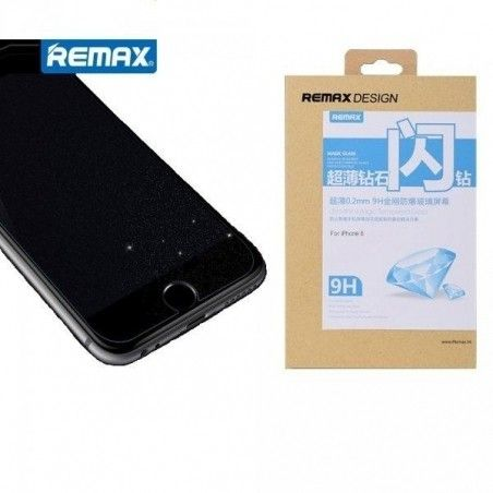 Защитная пленка REMAX Tempered Glass Diamond Apple iPhone 6 0.2mm