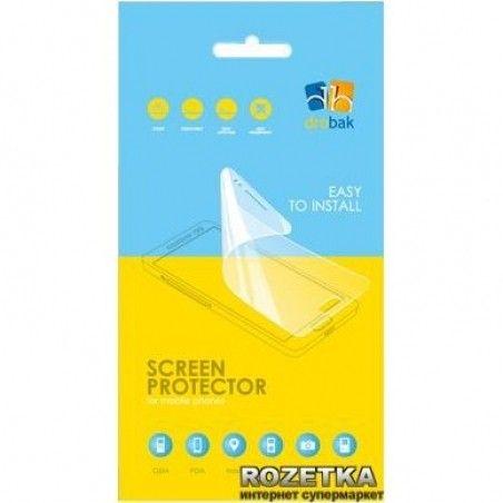 Защитная пленка Drobak Prestigio MultiPhone 8400 Duo глянцевая (505023)