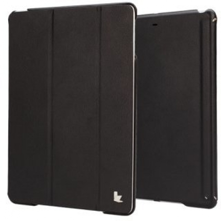 Чехол-книжка для iPad Jison Case Executive Smart Cover for iPad Air/Air 2 Black (JS-ID5-01H10)