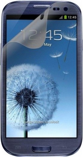 Защитная пленка Belkin Galaxy S3 Screen Overlay MATTE 3in1(F8N847cw3)