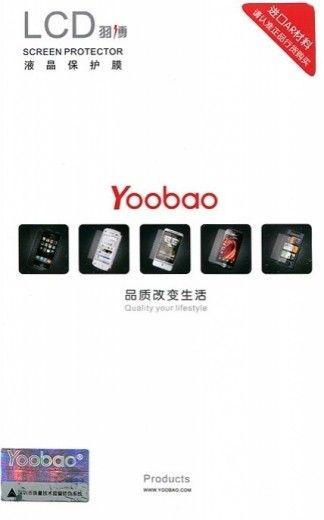 Защитная пленка Yoobao Screen protector for HTC One X S720e Matte