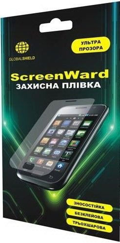 Защитная пленка GlobalShield HTC Desire SV ScreenWard 1283126443428