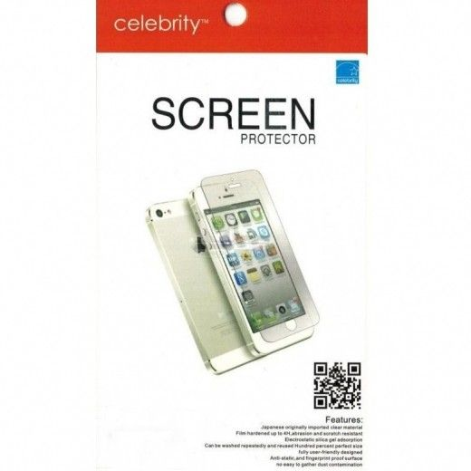 Защитная пленка Celebrity HTC Desire 500 (clear)