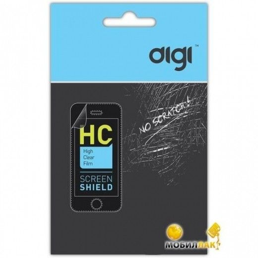 Защитная пленка DiGi Screen Protector HC for Lenovo A850