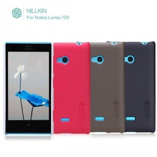 Защитная пленка Nillkin Nokia Lumia 720 Matte