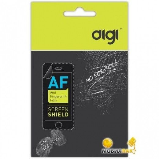 Защитная пленка DiGi Screen Protector AF Lenovo IdeaPhone S820 (DAF- L S820)