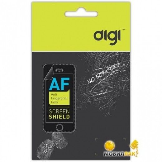 Защитная пленка DiGi Screen Protector AF Nokia X (DAF-NOK-X)