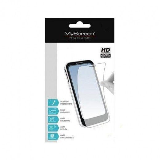 Защитная пленка MyScreen Samsung Galaxy J1 J100H (antiReflex, antiBacterial) SPMSSGJ1ARAB