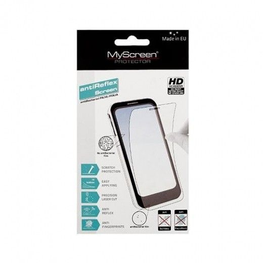 Защитная пленка MyScreen Samsung Galaxy J7 J700H (antiReflex, antiBacterial) SPMSSAMJ7ARAB