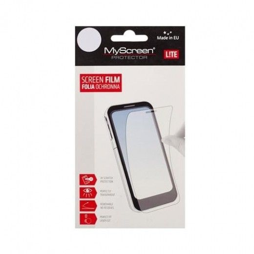 Защитная пленка MyScreen Samsung Galaxy J7 J700H (Crystal L!TE) SPMSSAMJ7LTE