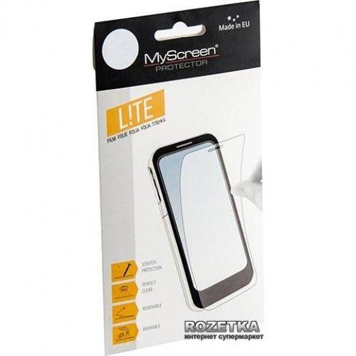 Защитная пленка MyScreen Samsung Galaxy Core Prime G360/G361 Crystal L!TE (SPMSSAMG361LTE)