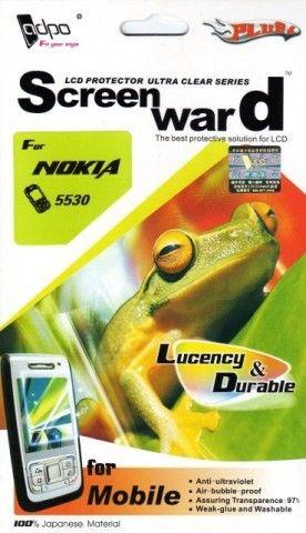 Защитная пленка ADPO Nokia 5530 XpressMusic ScreenWard
