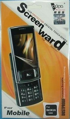 Защитная пленка ADPO Nokia 5800 XpressMusic ScreenWard