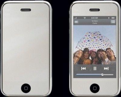 Защитная пленка GEAR4 iPhone 3G/3GS ScreenShield Mirror