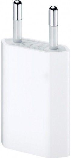 Сетевое зарядное устройство Apple iPhone USB 1400mA (MD813ZM/A) nopack