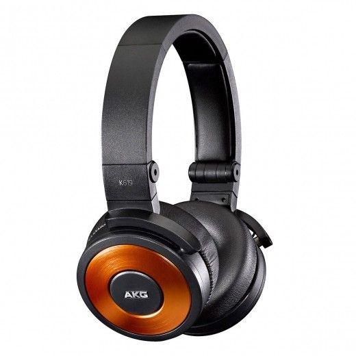 Навушники AKG K 619 Orange (K619ORN)