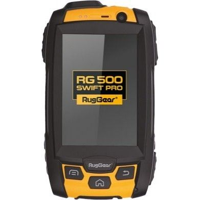 Мобильный телефон RugGear RG500 Swift Pro Black