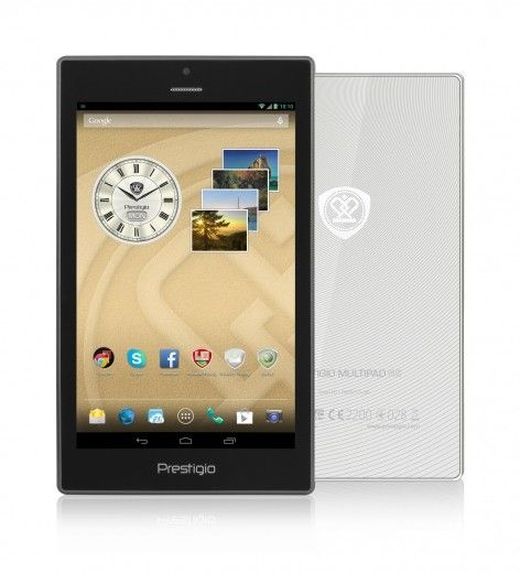 Планшет Prestigio MultiPad Color 7.0 3G White (PMT5777_3G_D_WH)