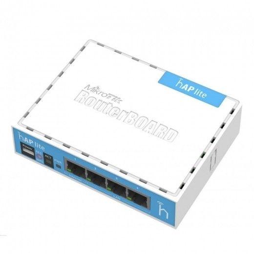 Wi-Fi роутер Mikrotik RB941-2nD
