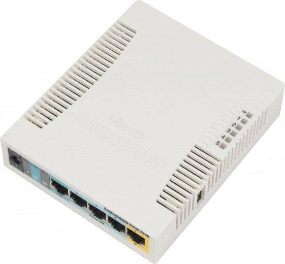 Wi-Fi роутер Mikrotik RB951Ui-2HND