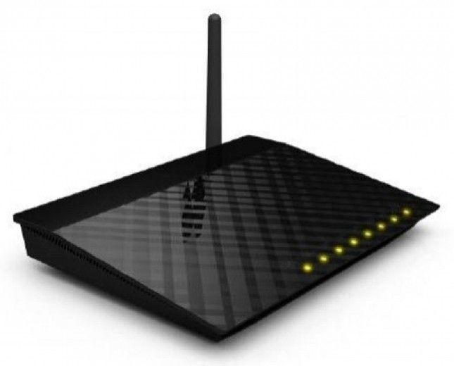 Wi-Fi роутер ASUS DSL-N10E