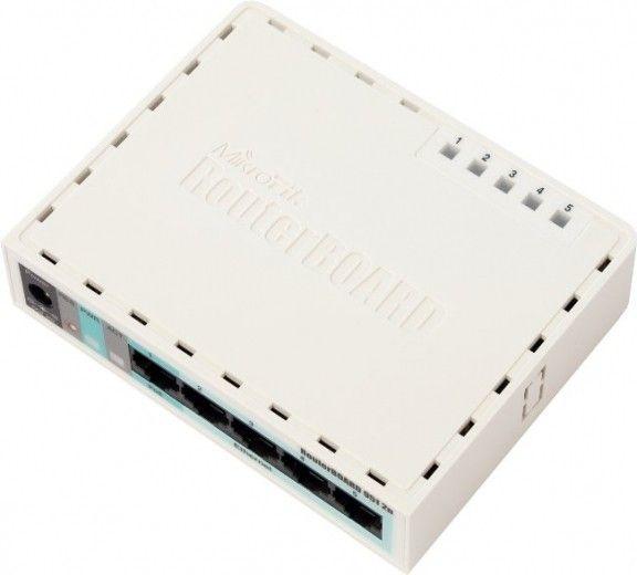 Wi-Fi роутер Mikrotik RB951-2n