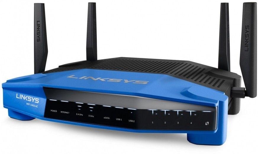 Wi-Fi роутер Linksys WRT1900AC