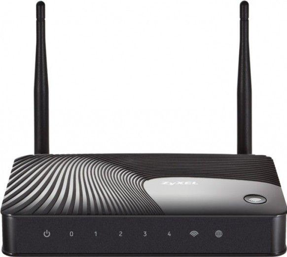 Wi-Fi роутер ZyXEL Keenetic Lite II