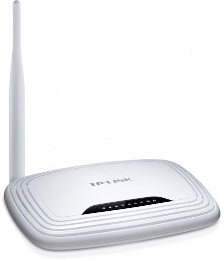 Wi-Fi роутер TP-LINK TL-WR743ND V1
