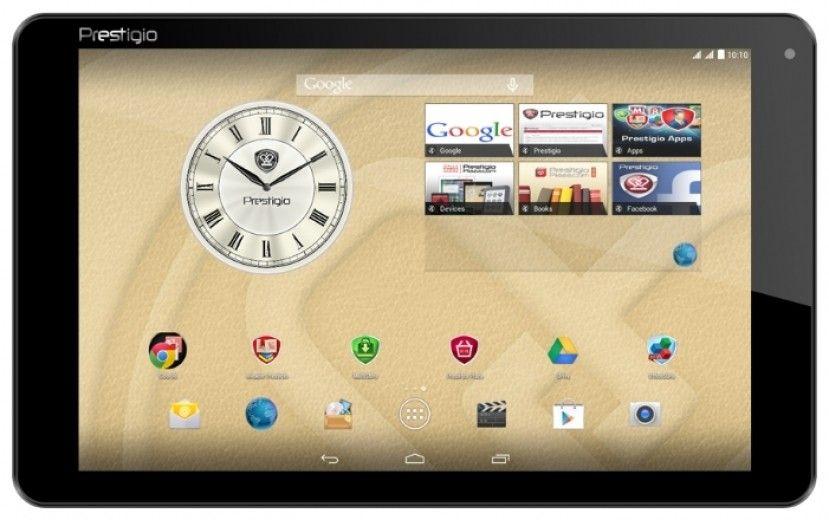 Планшет Prestigio MultiPad Muze 5001 3G Dark Grey (PMT5001_3G_C_DG)