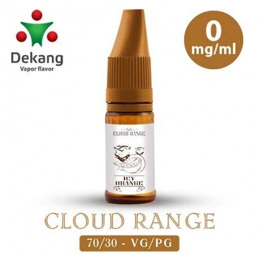 Жидкость для электронных сигарет Dekang Cloud Range «Ice Orange» 0 мг/мл