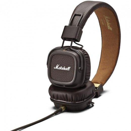 Наушники Marshall Major II Brown (4091112)